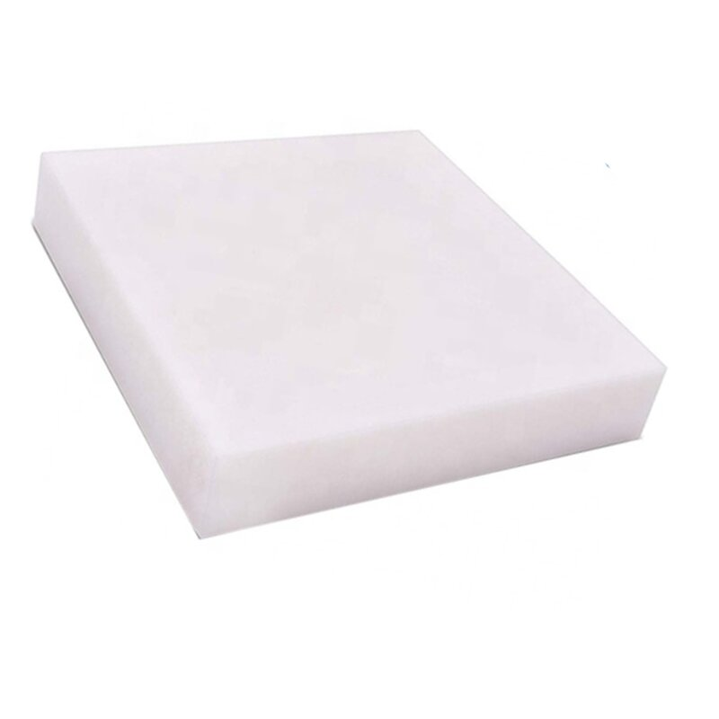 PTFE Teflon Sheet blank Polytetrafluorethylene 0,5 to 100 mm (dim. selectable)