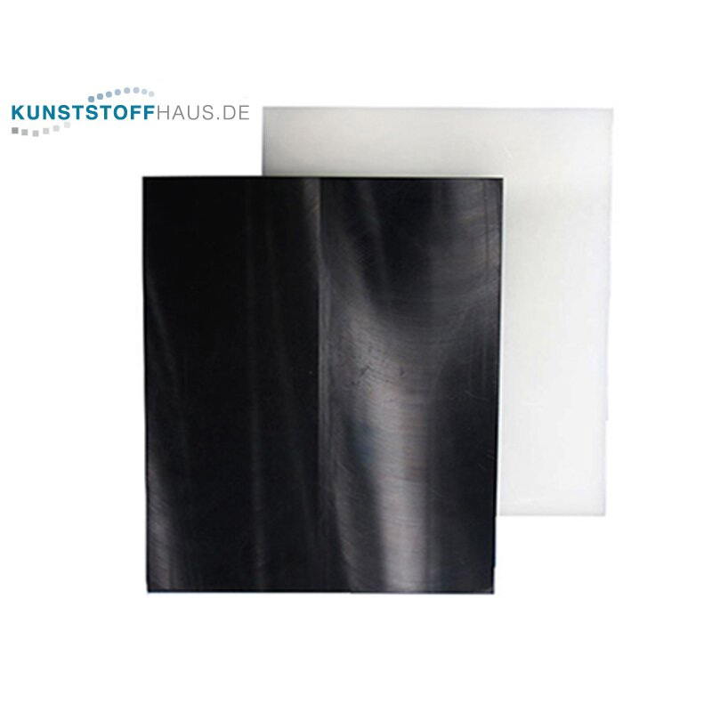 8-50 mm - PA 6.6 GF Sheet - Selectable dim. - Polyamide